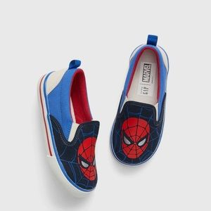 NWT Baby Gap Marvel Shoes